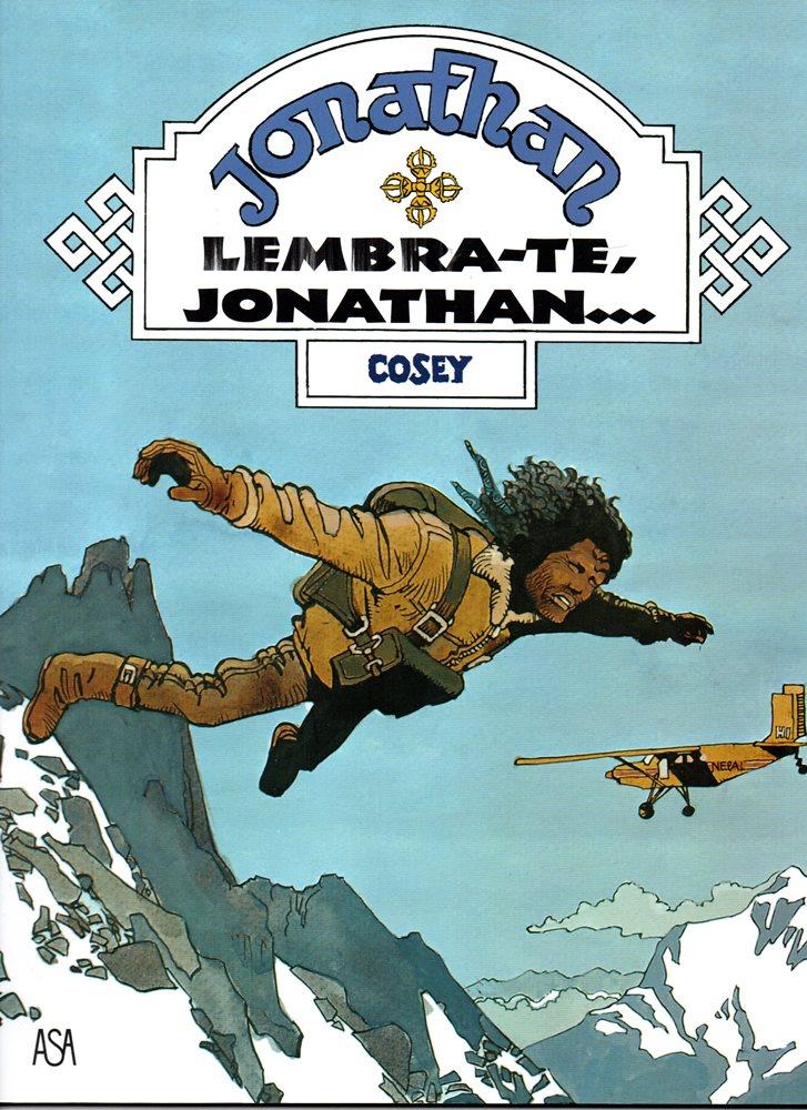 JONATHAN - 1 . LEMBRA-TE JONATHAN…