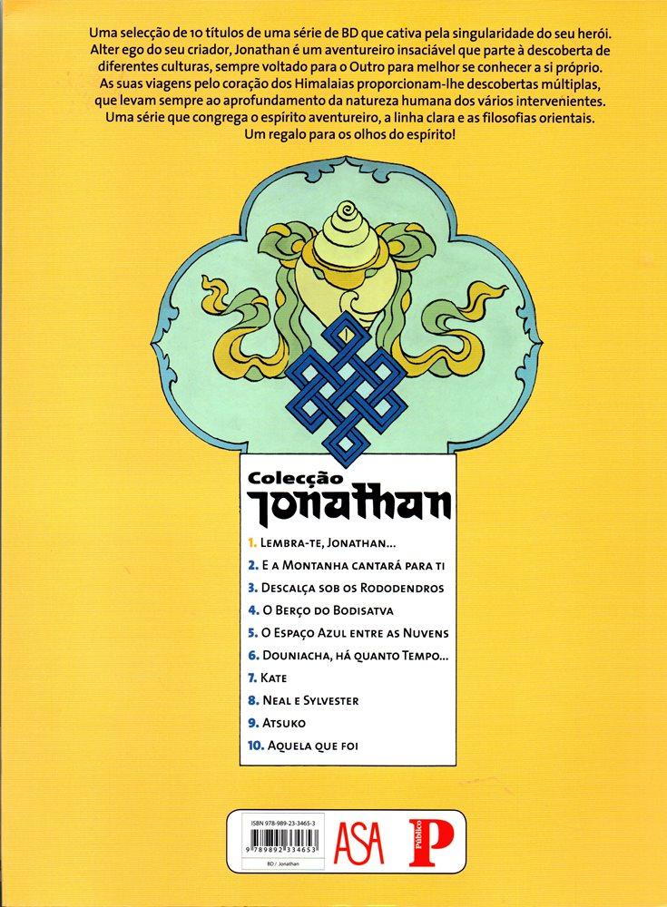 Prancha de: JONATHAN - 1 . LEMBRA-TE JONATHAN…