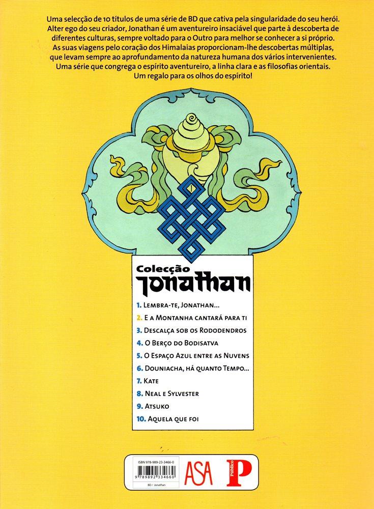 Prancha de: JONATHAN - 2 . E A MOTANHA CANTARÁ PARA TI