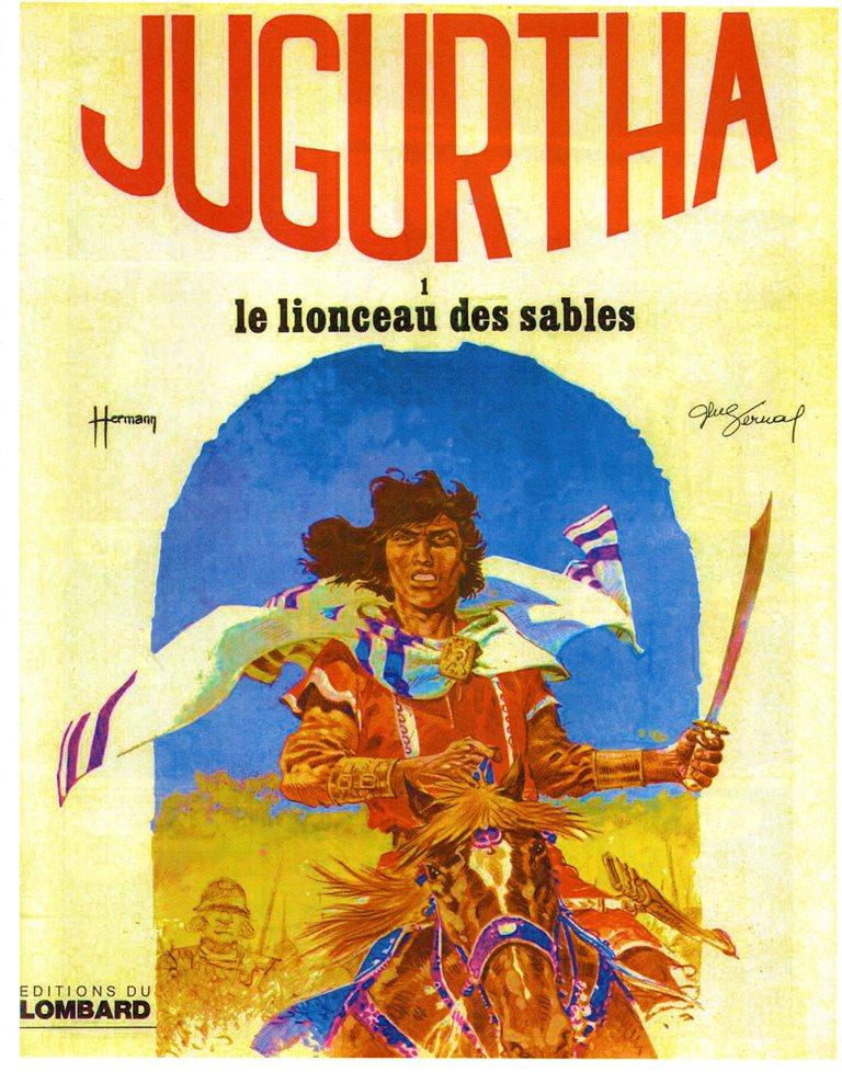JUGURTHA - 1 . LIONCEAU DES SABLES