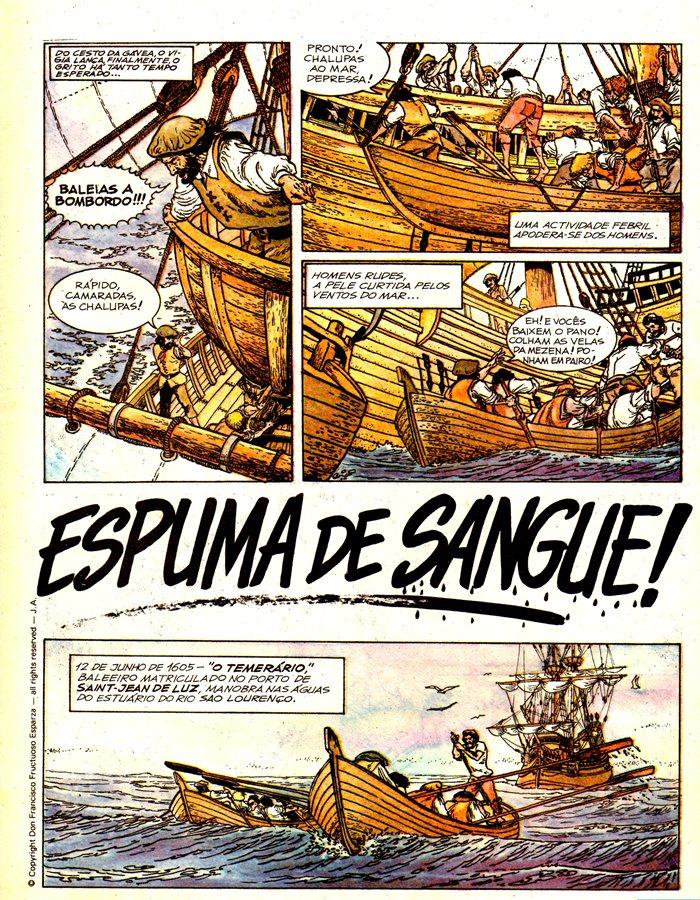 Prancha de: JUSTIN HIRIART - 1 . ESPUMA DE SANGUE