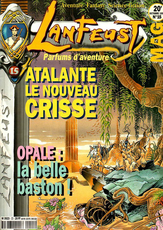 ATALANTE - 1 . PACTE (LE)