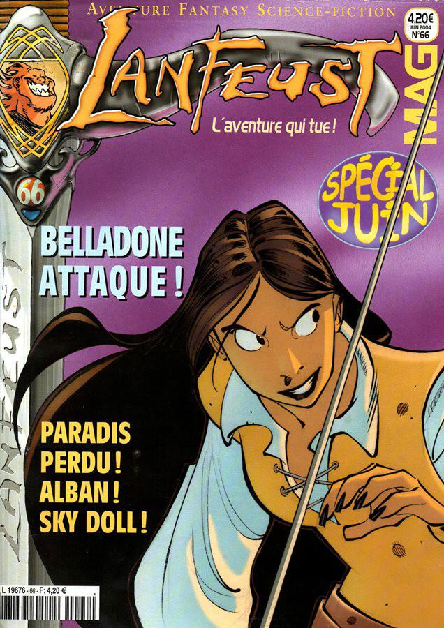 BELLADONE - 1 . MARIE