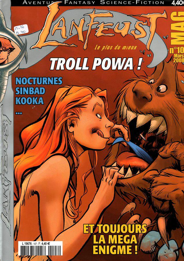 TROLLS DE TROY - 11 - Tomo 11