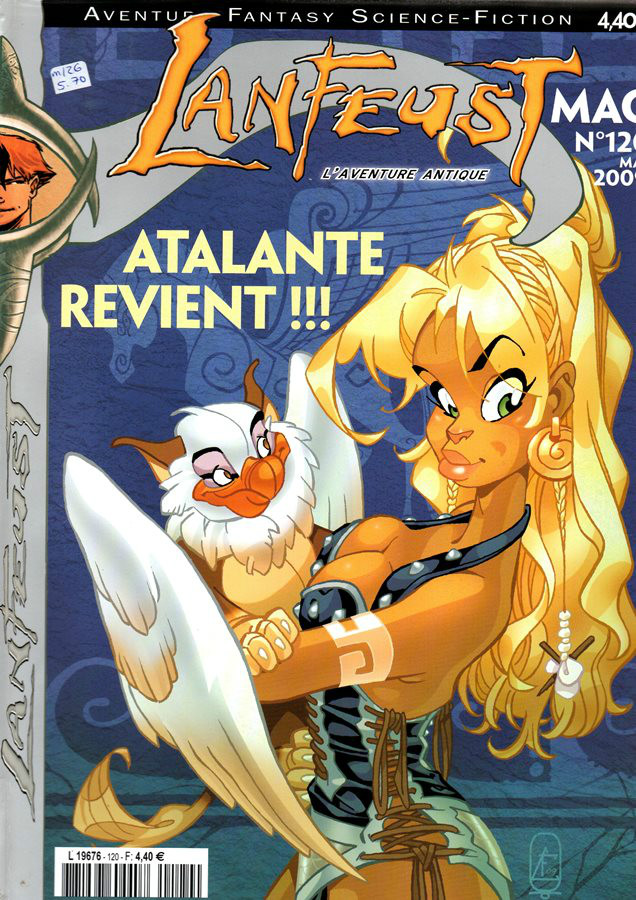 ATALANTE - 4 . ENVOL DES BORÉADES (LE)