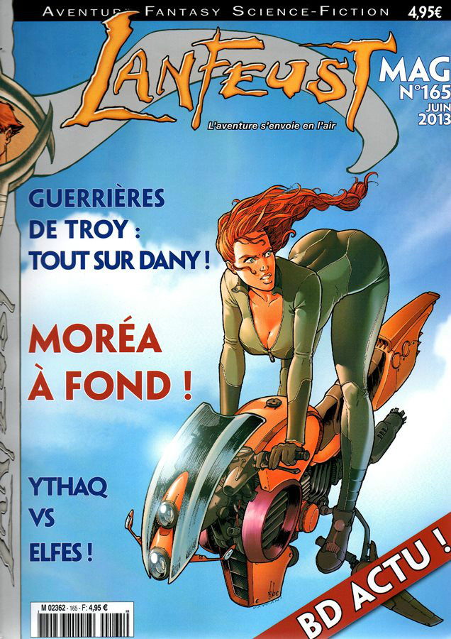 MOREA - 7 . FUREUR DES ANGES (LA)