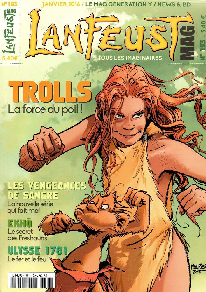TROLLS DE TROY - 21 . OR DES TROLLS (LE)