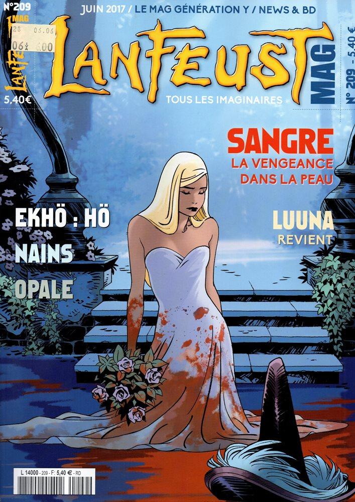 VENGEANCES DE SANGRE (LES) - 2 . FESOLGGIO LE INEXORABLE FÂCHEUX