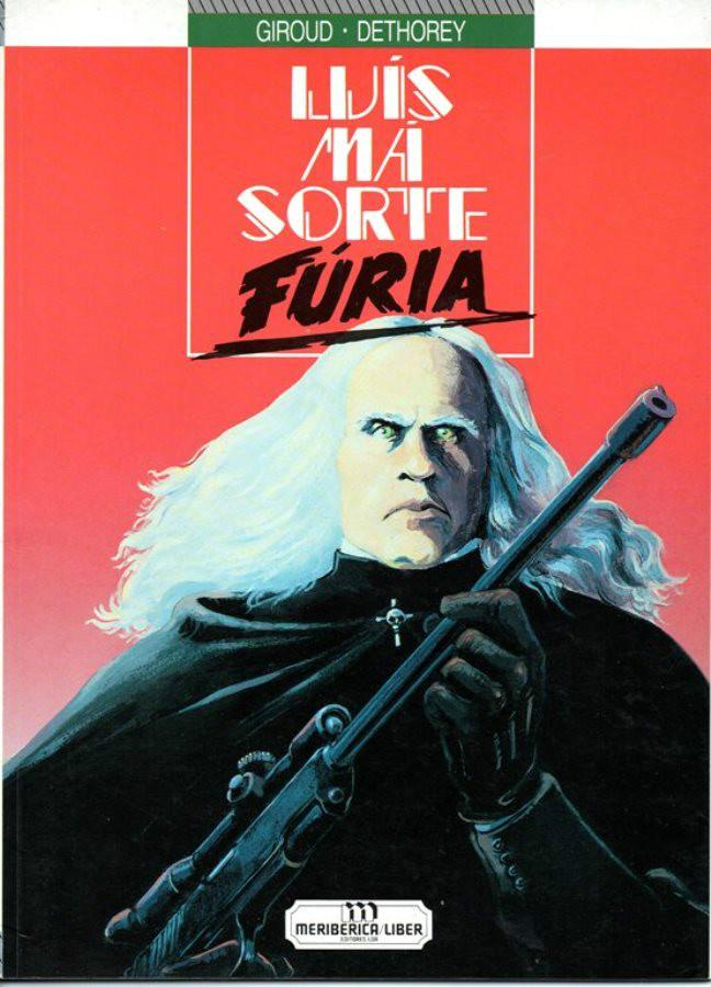 LUÍS MÁ-SORTE - 8 . FÚRIA