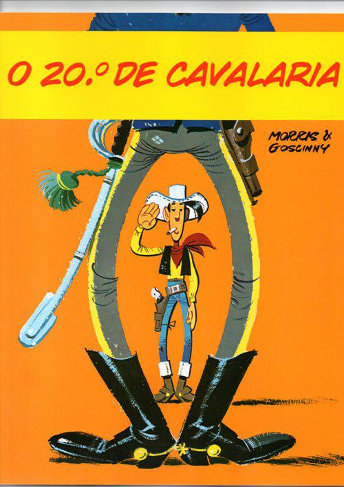LUCKY LUKE - 27 . 20º DE CAVALARIA (O)