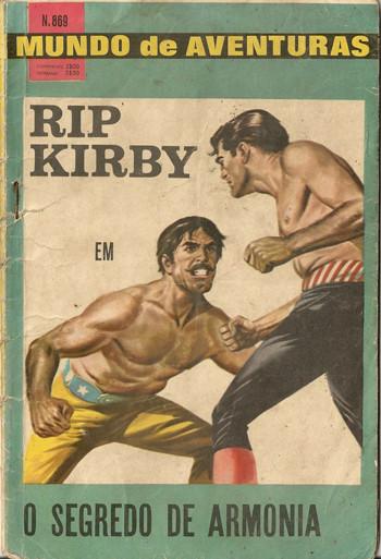 RIP KIRBY - 3 . SEGREDO DE ARMONIA (O)