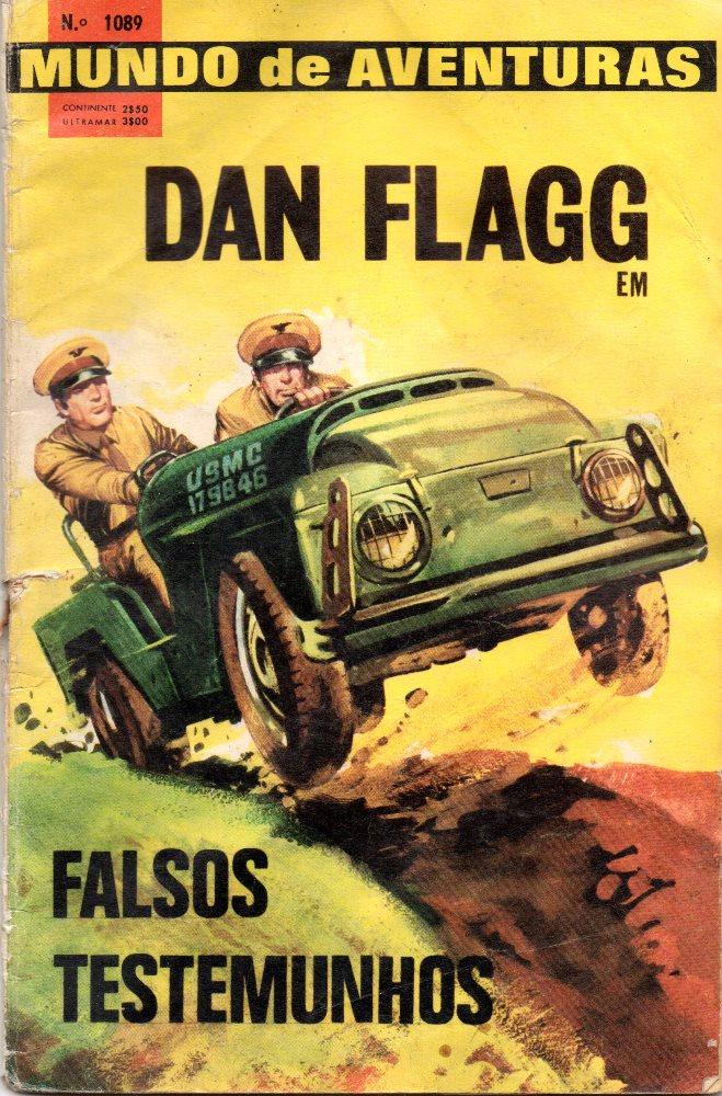 DAN FLAGG - 4 . FALSOS TESTEMUNHOS