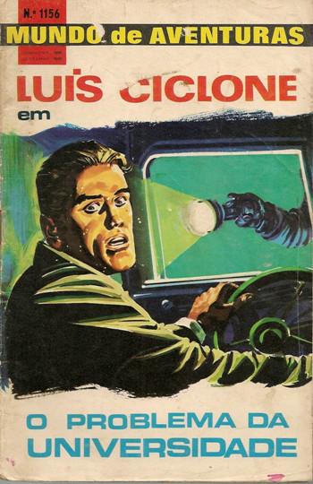 LUÍS CICLONE - 1 . PROBLEMA DA UNIVERSIDADE (O)