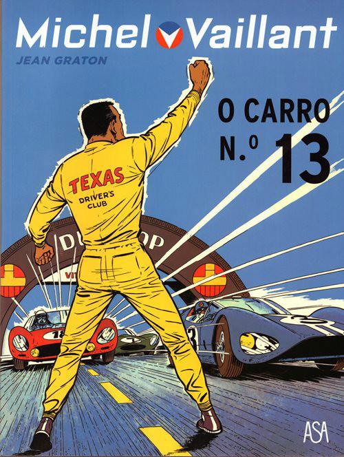 MICHEL VAILLANT - 5 . CARRO Nº13 (O)