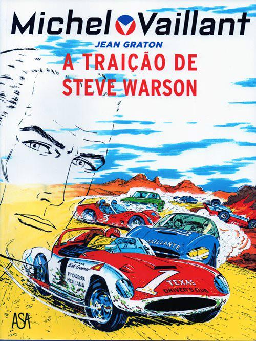 MICHEL VAILLANT - 6 . TRAIÇÃO DE STEVE WARSON (A)