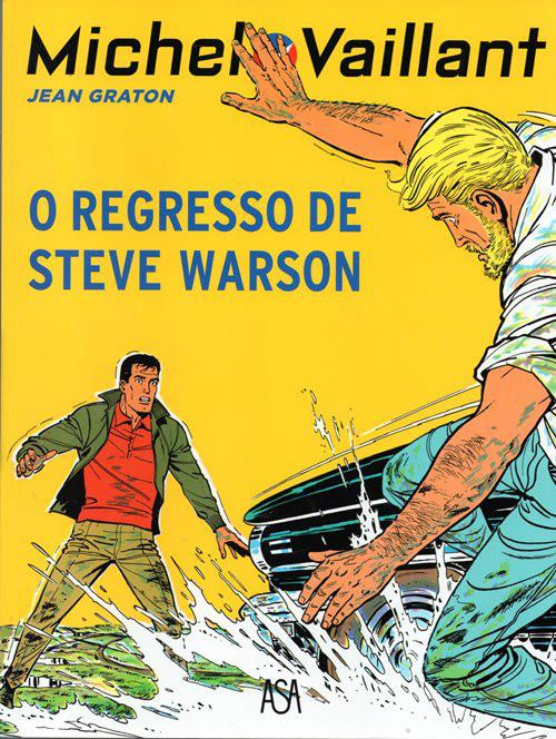 MICHEL VAILLANT - 9 . REGRESSO DE STEVE WARSON (O)