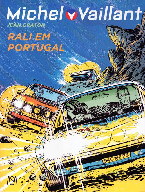 MICHEL VAILLANT - 19 . RALLYE EM PORTUGAL