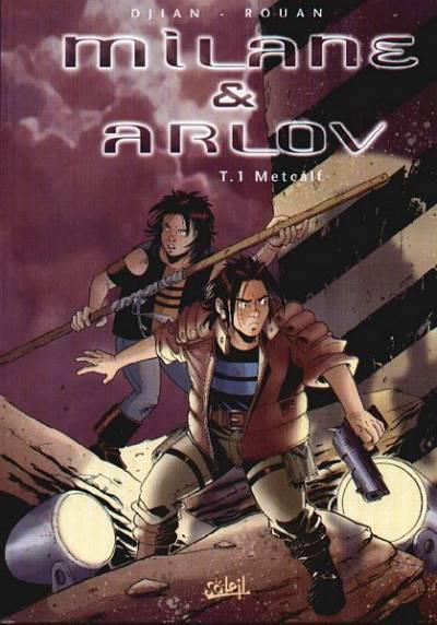 MILANE & ARLOV  - 1 . METCALF