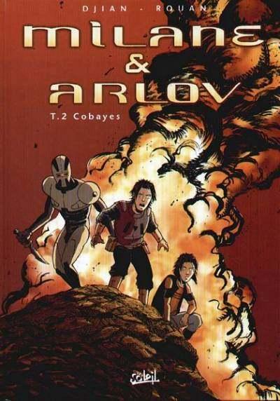 MILANE & ARLOV  - 2 . COBAYES