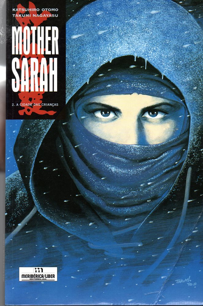 MOTHER SARAH - 2 . CIDADE DAS CRIANÇAS (A)