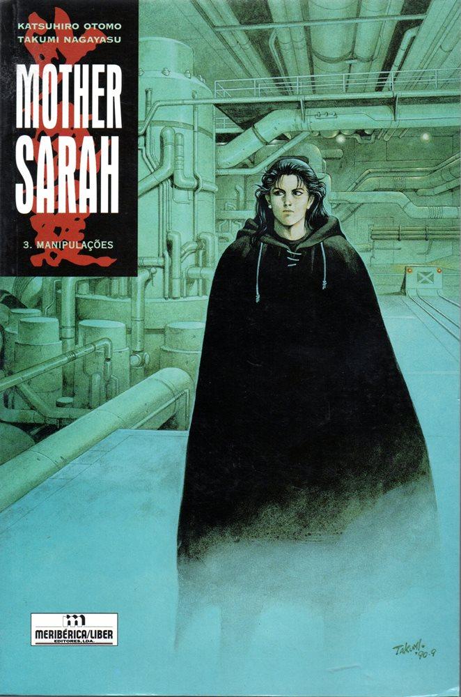 MOTHER SARAH - 3 . MANIPULAÇÕES