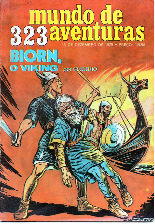 Mundo Aventuras 323