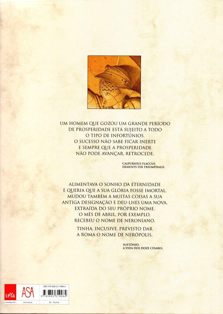 Prancha de: MURENA - 6 . SANGUE DAS FERAS (O)