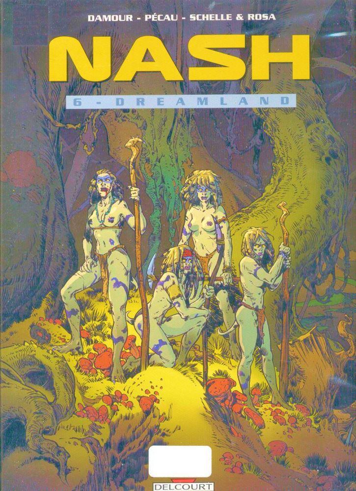 NASH - 6 . DREAMLAND