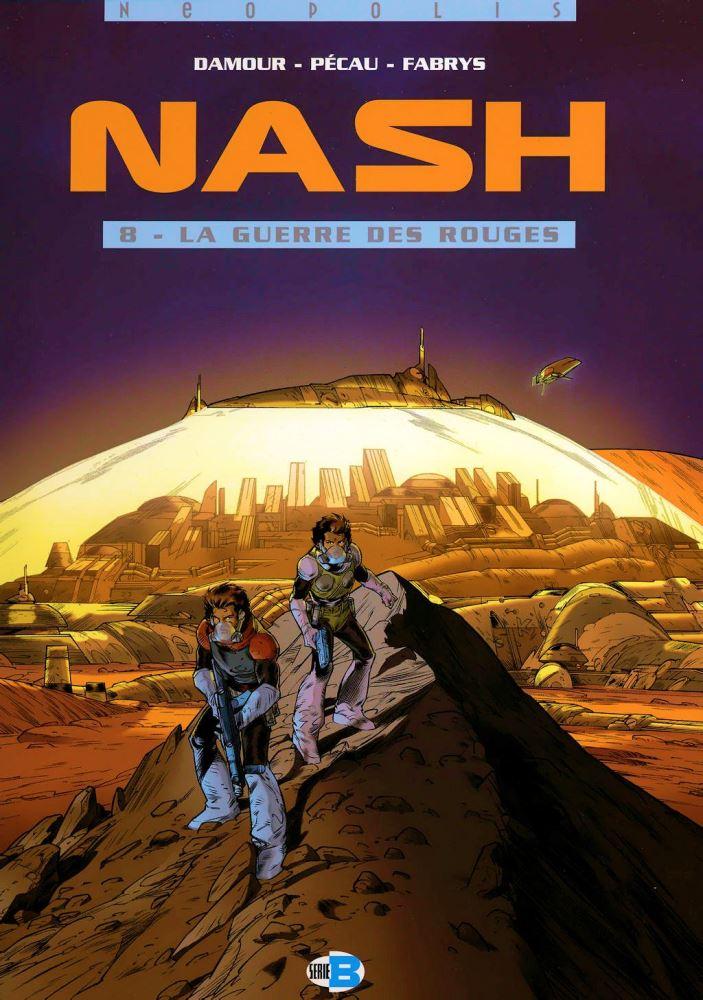 NASH - 8 . GUERRE DES ROUGES (LA)