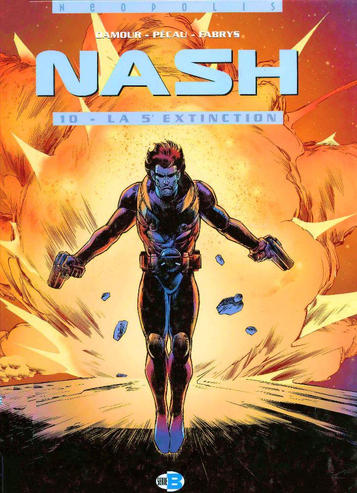 NASH - 10 . 5° EXTINCTION (LA)