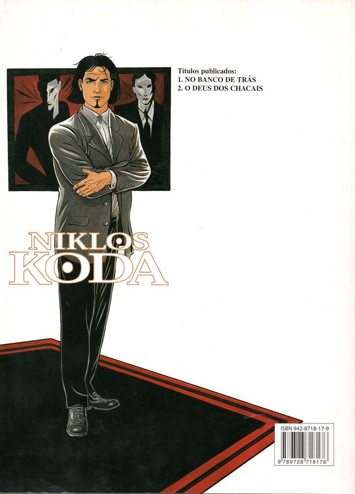 Prancha de: NIKLOS KODA - 1 . NO BANCO DE TRÁS