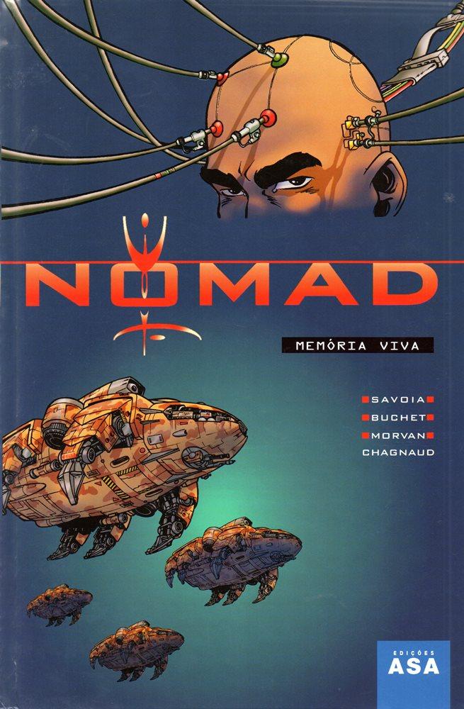 NOMAD - 1 . MEMÓRIA VIVA