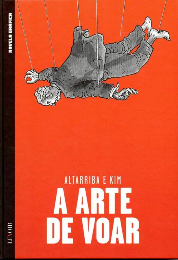 Capa  ARTE DE VOAR (A) - 1 . ARTE DE VOAR (A)