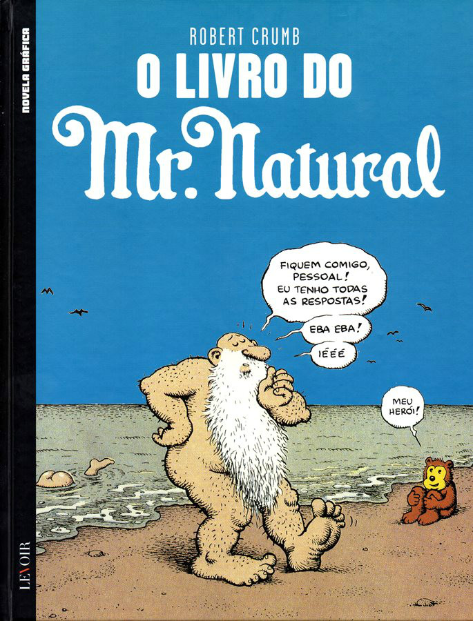 LIVRO DE MR. NATURAL (O) - 1 . LIVRO DE MR. NATURAL (O)