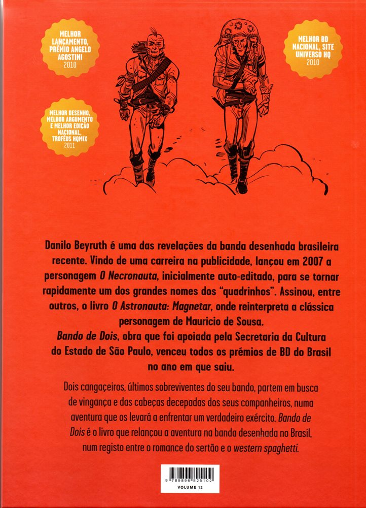 Prancha de: BANDO DE DOIS - 1 . BANDO DE DOIS