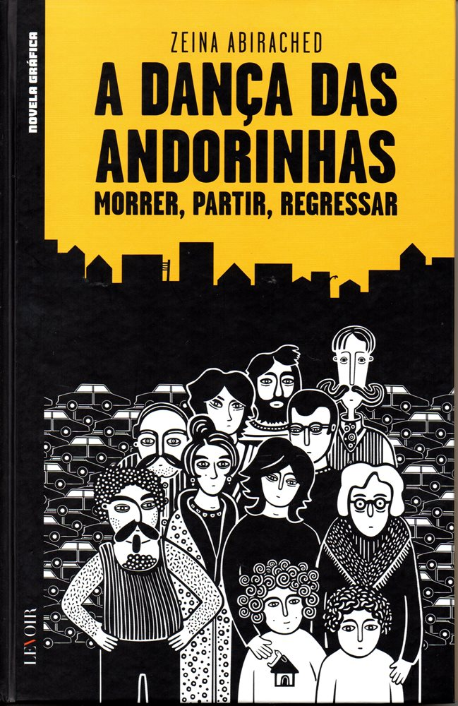 DANÇA DAS ANDORINHAS (A): MORRER, PARTIR, REGRESSAR - 1 . A DANÇA DAS ANDORINHAS: MORRER, PARTIR, REGRESSAR