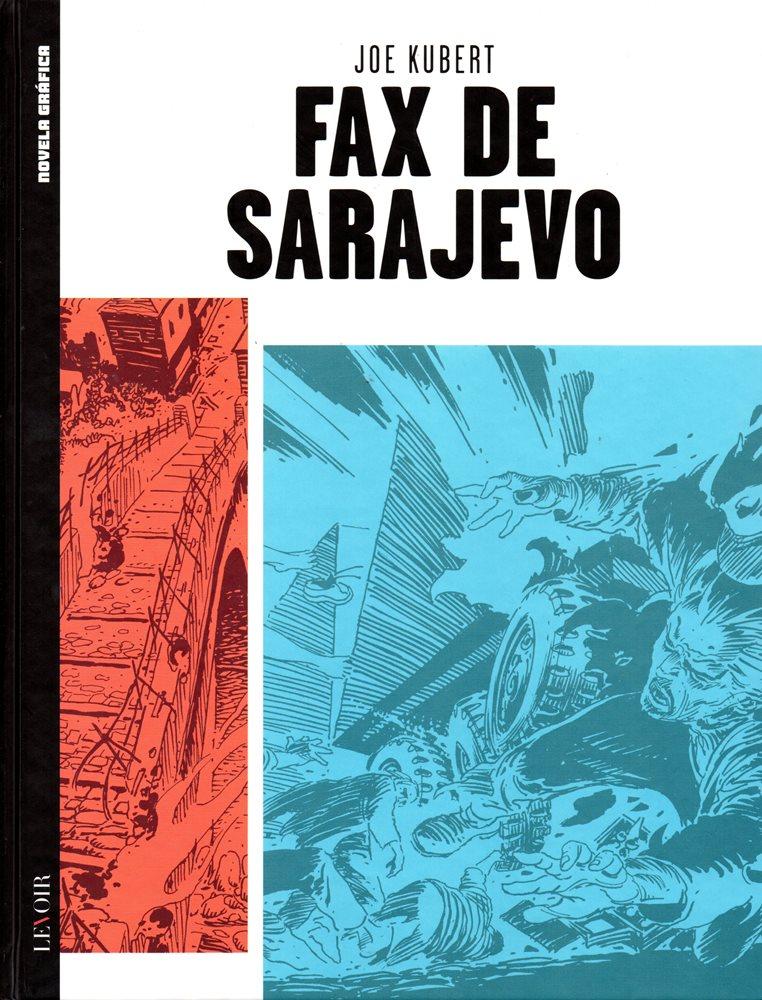 Capa  FAX SARAJEVO - 1 . FAX SARAJEVO