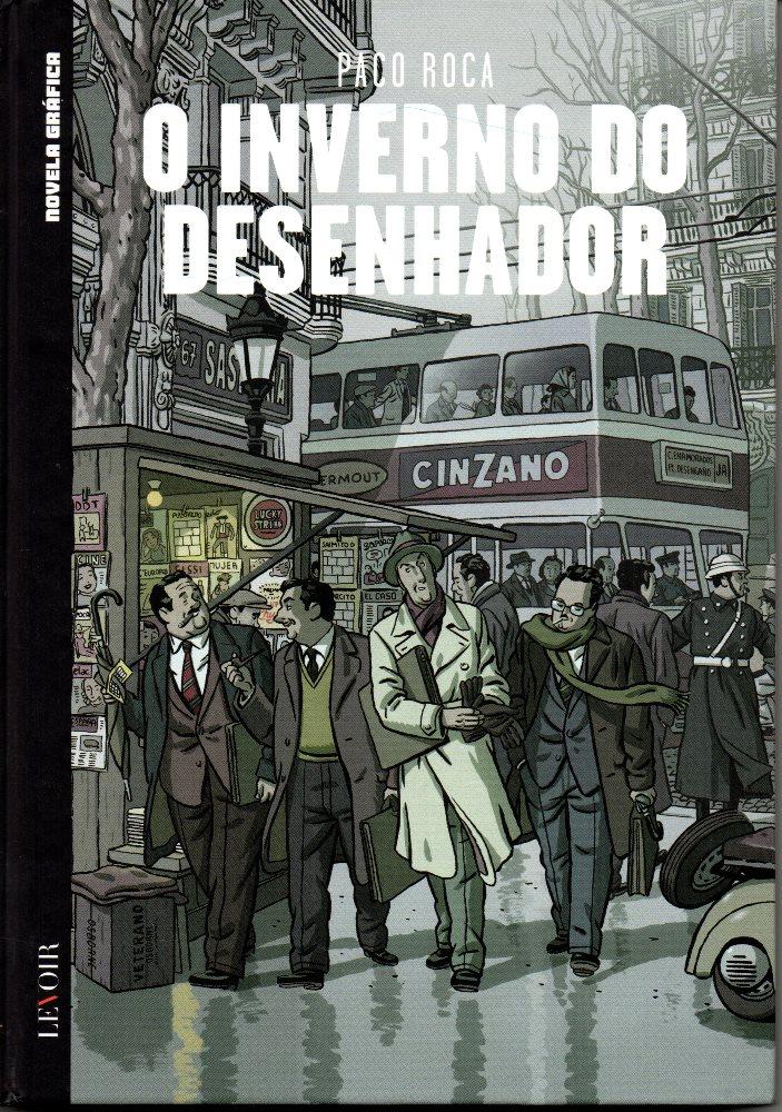 INVERNO DO DESENHADOR (O) - 1 . INVERNO DO DESENHADOR (O)