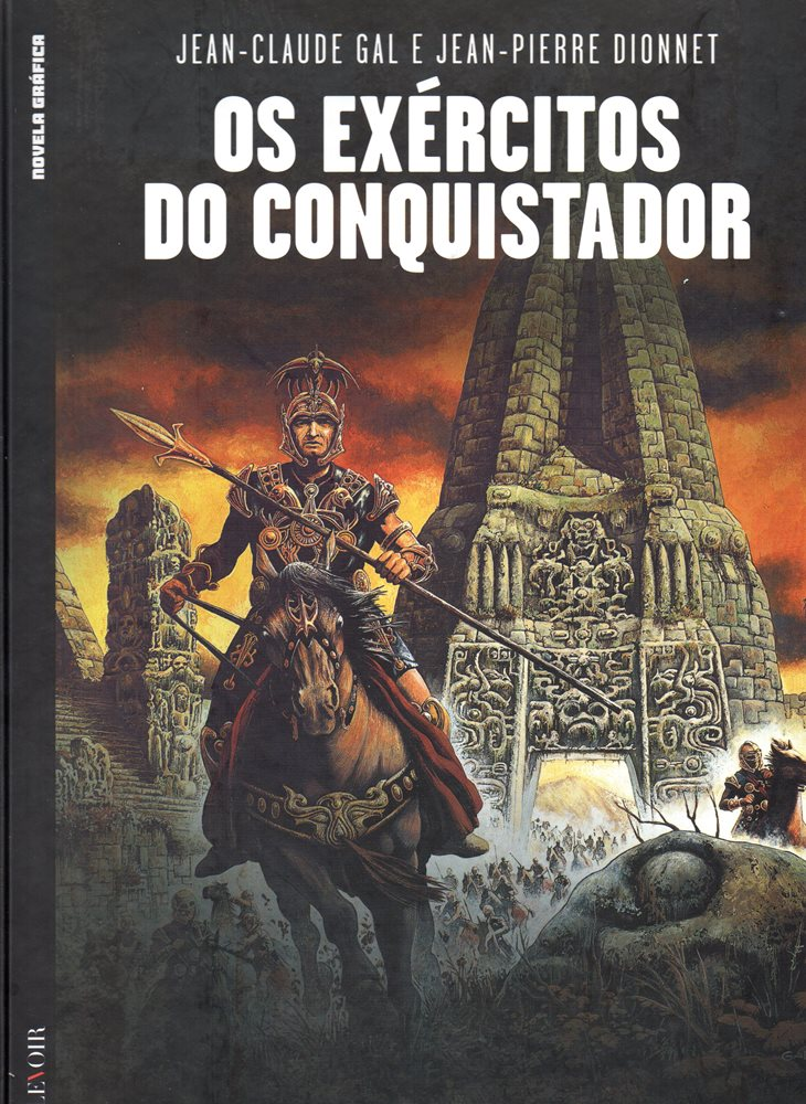 Capa de: EXÉRCITOS DO CONQUISTADOR (OS) - 1 . EXÉRCITOS DO CONQUISTADOR (OS)