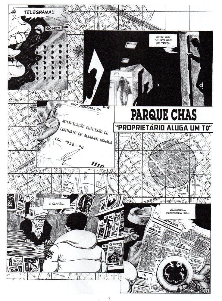 Prancha de: PARQUE CHAS - 1 . PARQUE CHAS