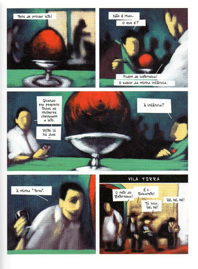 Prancha de: BETERRABA: A VIDA NUMA COLHER - 1 . BETERRABA: A VIDA NUMA COLHER