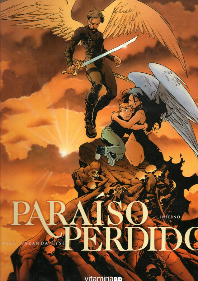 PARAÍSO PERDIDO - 1 . INFERNO