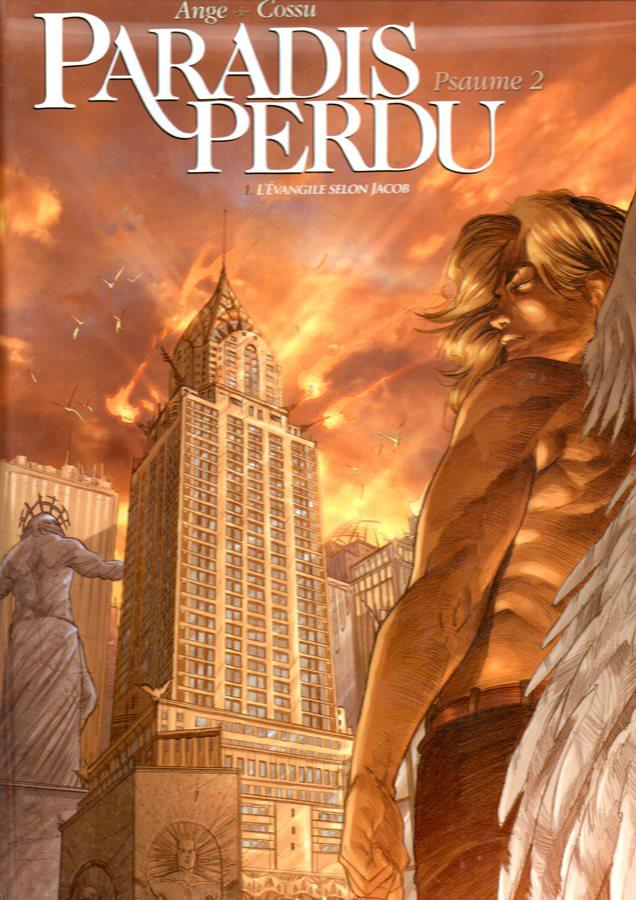 PARAÍSO PERDIDO - PSAUME 2 - 1 . ÉVANGILLE SELON JACOB