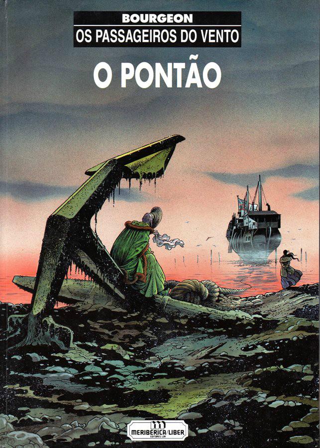 PASSAGEIROS DO VENTO (OS) - 2 . PONTÃO (O)
