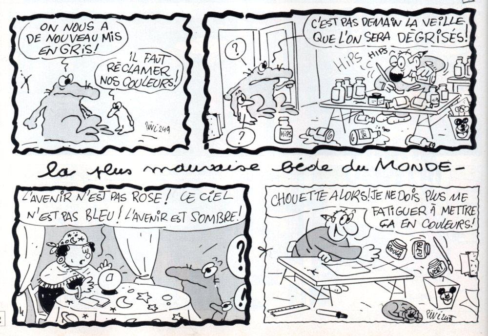 PIOR BANDA DO MUNDO (A)