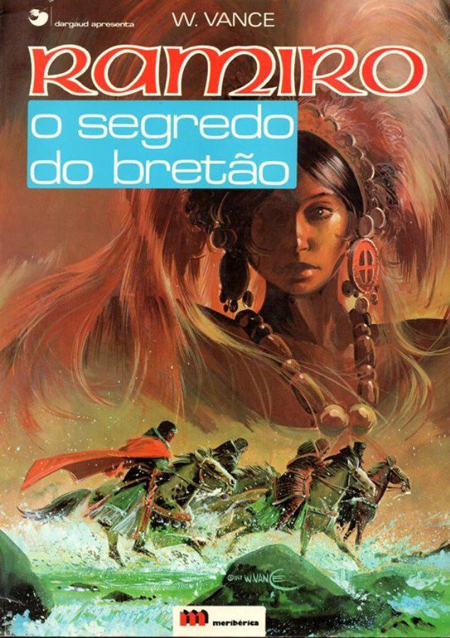 RAMIRO - 4 . SEGREDO DO BRETÃO (O)