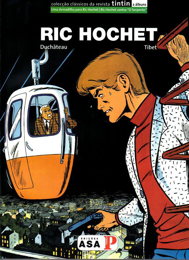 RIC HOCHET - 5 . ARMADILHA PARA RIC HOCHET (UMA)