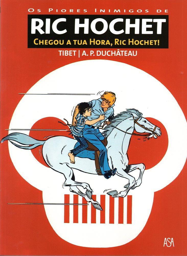 RIC HOCHET - 28 . HALLALI PARA RIC HOCHET
