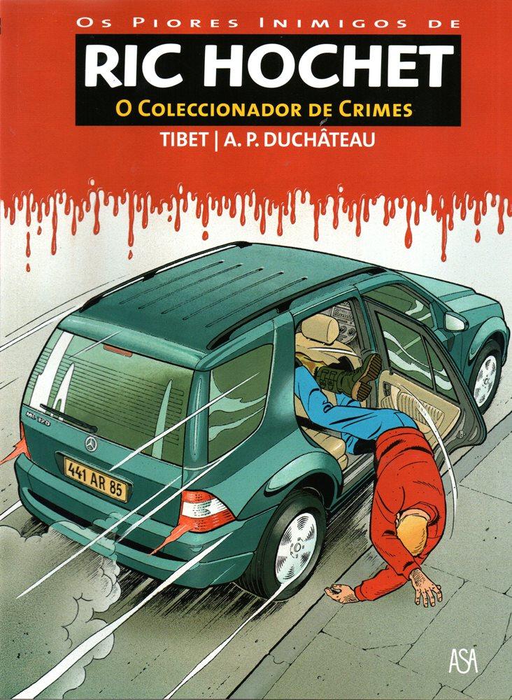 RIC HOCHET - 68 . COLECCIONADOR DE CRIMES (O)