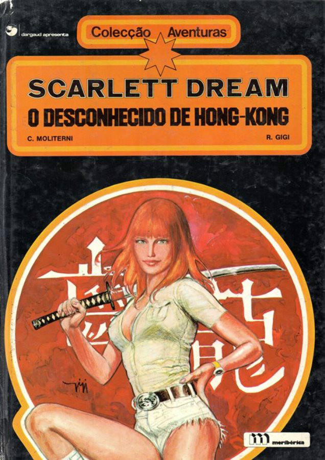 SCARLETT DREAM - 3 . DESCONHECIDO DE HONG-KONG (O)